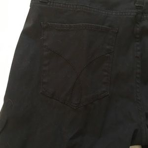 Calvin Klein Jeans - Calvin Klein Black Jeans